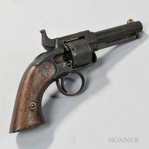 James Warner Pocket Revolver