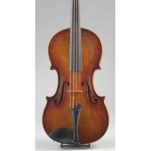 Violin, Possibly American