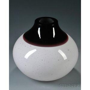 Large Barbini Bottle-form Vase
