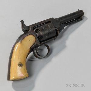 James Warner Pocket Model Revolver