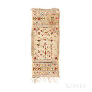 Ottoman Silk Embroidery