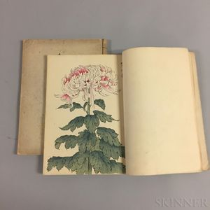 Keika Hyakuguki   (One Hundred Chrysanthemums) Vol. 1 & 2