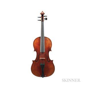 German Violin, Ernst Heinrich Roth, Markneukirchen, 1928