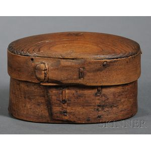 Inuit Wood Box