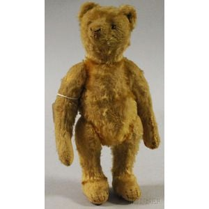 Small Steiff Mohair Bear