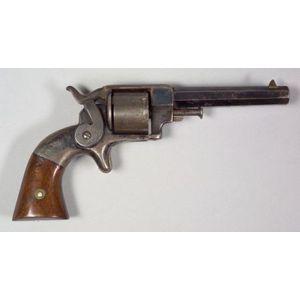Allen & Wheellock Pistol