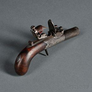 Cooper Boxlock Pistol