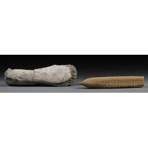 Two Bone Fragments