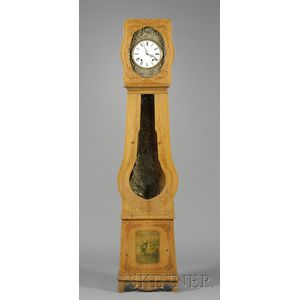 French Mobilier Clock