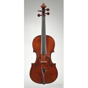 Italian Violin, Stefano Scarampella, Mantua, 1917