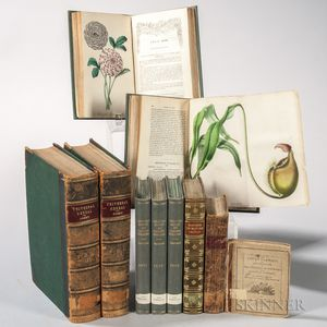Botany, Five Titles in Ten Volumes