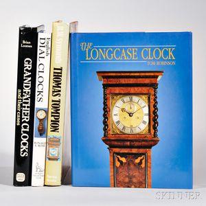 Four Books on English Clocks