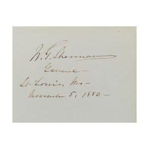 Sherman, William Tecumseh
