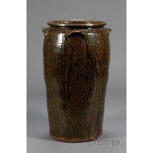 Large Pottery Jar