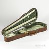 English Violin Case, Workshops of W.E. Hill & Sons