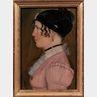 Benjamin Greenleaf (Massachusetts/New Hampshire, 1769-1821)      Portraits of Mr. and Mrs. Safford