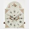 Gardner Parker No. 126 Inlaid Mahogany Tall Clock