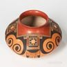 Contemporary Hopi Polychrome Seed Jar